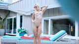 Skinnydipping Blonde Fucks for Bikini