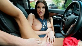 August Ames and JMAC Have Fun Fuck