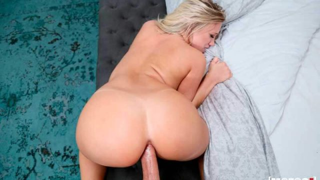 Would Your Wife Do This? Bailey's First Anal